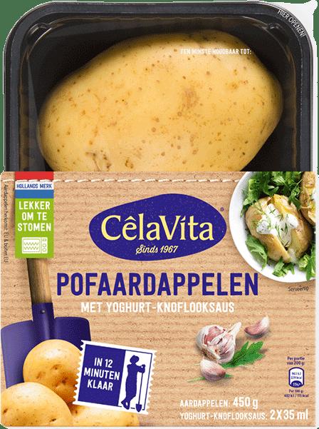 Celavita aardappel partjes