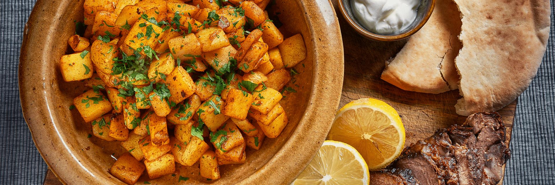 Libanese aardappel